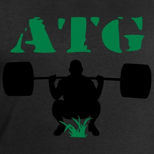 ATG Squats T-Shirts - Men's Sweatshirt by Stanley & Stella