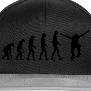 skate evolution Tops - Snapback Cap