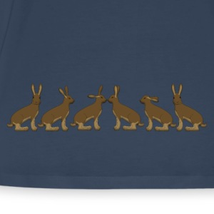 6x hares Tops - Men's Premium T-Shirt