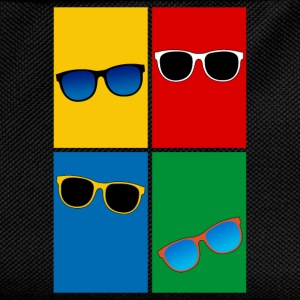 summer sunglasses T-Shirts - Kids' Backpack