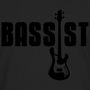 bassist Tee shirts - T-shirt manches longues Premium Homme
