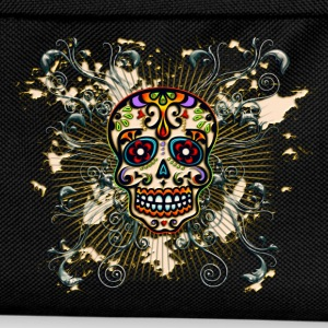 Mexican Sugar Skull - Day of the Dead T-Shirts - Kids' Backpack