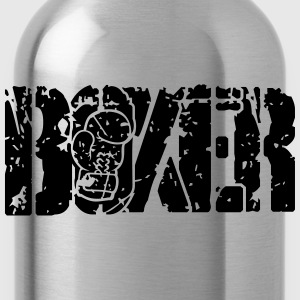 boxer (1c) Tops - Water Bottle