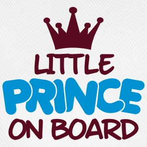 little prince on board Tops - Baseball Cap