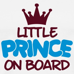little prince on board Débardeurs - T-shirt Premium Homme