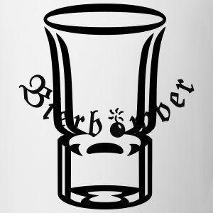 Schnapsglas / shot glass (1c) T-Shirts - Mug