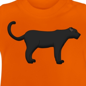 black panther stand T-shirts - Baby T-shirt