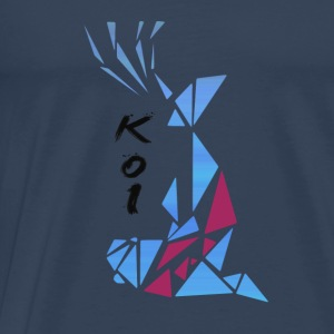 Origami Koi Fish Tops - Men's Premium T-Shirt