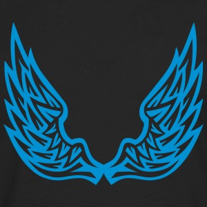 aile wings voler aille 1007 Tee shirts - T-shirt manches longues Premium Homme