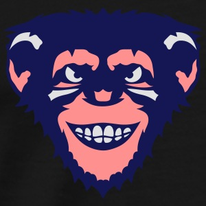 singe animal chimpanze monkey 107 Tee shirts - T-shirt Premium Homme
