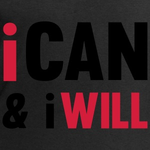 I Can And I Will Toppe - Herresweatshirt fra Stanley og Stella