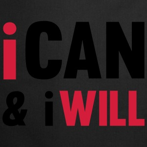 I Can And I Will Toppe - Forklæde