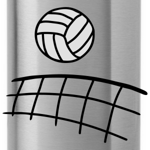 Volleyball - 2 Tops - Trinkflasche