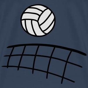 Volleyball - 2 Tops - Männer Premium T-Shirt