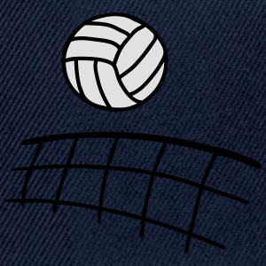 Volleyball - 2 Tops - Snapback Cap