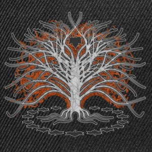 'Autumn tree' Women's Tank Top - Snapback Cap