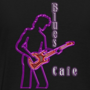 Blues Café - T-shirt Premium Homme