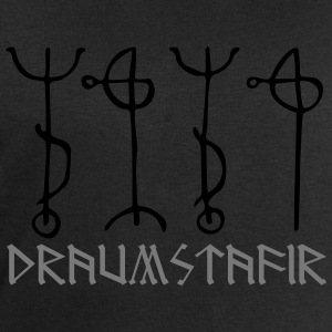 Draumstafir, sigil to dream what your heart desire Tops - Sudadera hombre de Stanley & Stella