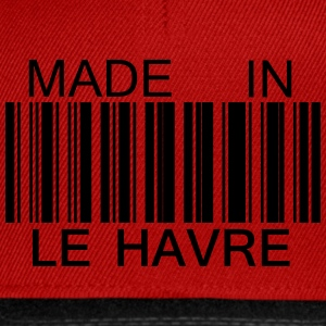 Made in le Havre Débardeurs - Casquette snapback