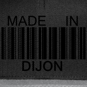 Made in Dijon Tee shirts - Casquette snapback