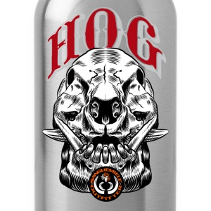 wild_hog_skull T-Shirts - Water Bottle