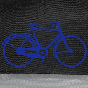 vieux velo bike bicyclette 706 Tee shirts - Casquette snapback