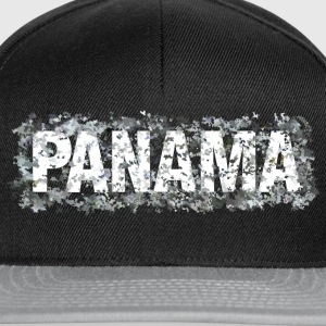 Panama Tee shirts - Casquette snapback