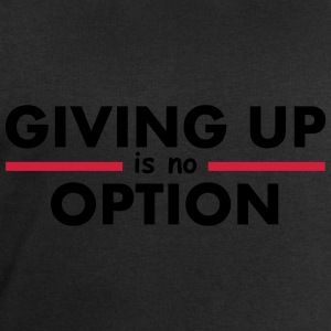 Giving Up is no Option Débardeurs - Sweat-shirt Homme Stanley & Stella