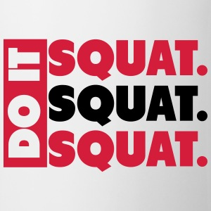 Do It. Squat.Squat.Squat  Toppe - Kop/krus