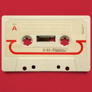 vintage tape: compact cassette - Retro Bag