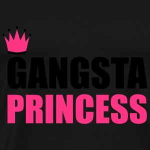 Gangsta Princess Tops - Männer Premium T-Shirt