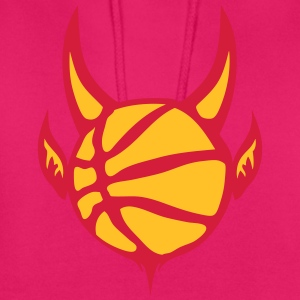 basket ballon diable basketball devil Débardeurs - Sweat-shirt à capuche unisexe