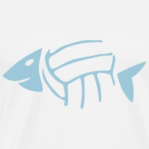 volley waterpolo arete poisson fish ball Tee shirts - T-shirt Premium Homme