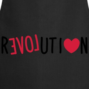 Love Revolution Tops - Kochschürze