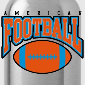 american football - rugby T-shirts - Vattenflaska