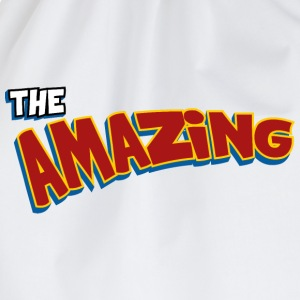 The amazing me T-Shirts - Drawstring Bag