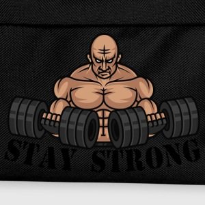 strong T-Shirts - Kids' Backpack