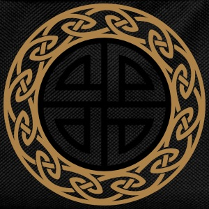 Celtic Shield Knot, Protection, Four Corner, Norse Magliette - Zaino per bambini