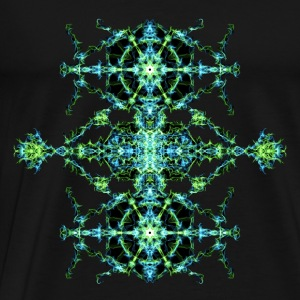 Green Lightning Tops - Männer Premium T-Shirt