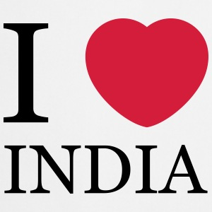 I love India Tops - Cooking Apron