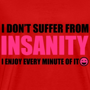Insanity Tops - Men's Premium T-Shirt
