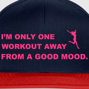 Workout Topper - Snapback-caps