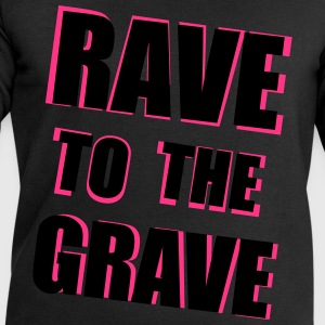 Rave To The Grave Topper - Sweatshirts for menn fra Stanley & Stella