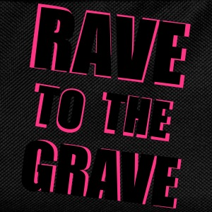 Rave To The Grave Tops - Kids' Backpack