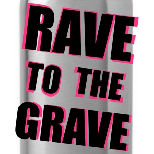 Rave To The Grave Toppe - Drikkeflaske