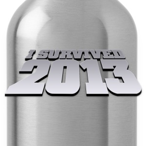 i survived 2013 Tops - Trinkflasche