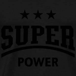 Super Power (Sports) Women's Tank Top - Men's Premium T-Shirt