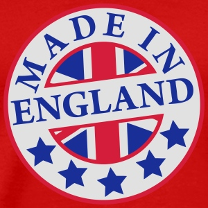 made in england 3c Tops - Männer Premium T-Shirt