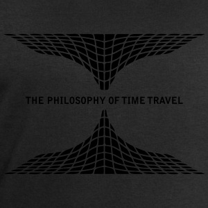 philosophy time travel Tee shirts - Sweat-shirt Homme Stanley & Stella