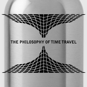 philosophy time travel Tee shirts - Gourde